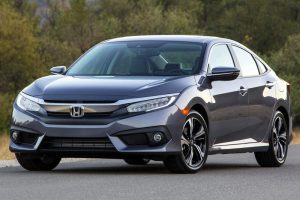 HONDA CIVIC 1.5 TURBO 2017